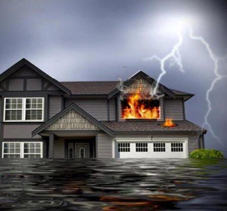 صدور آنلاین بیمه آتش سوزی و زلزله